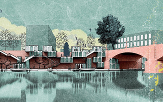 Resurrecting Romes River Tiber: Elevens Rome 2017 Competition announces winners