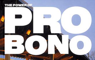 Pro bono work; Where do you draw the line?