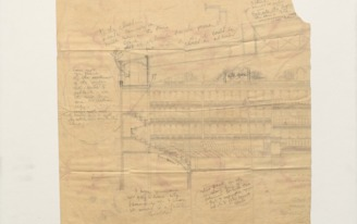 Digging through architectural treasures at the Avery Drawings and Archives