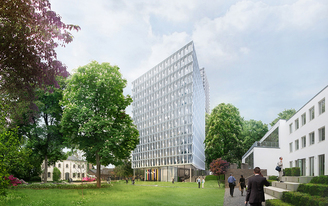 BARCODE Architects finalist for the new HQ of the United Nations in Bonn
