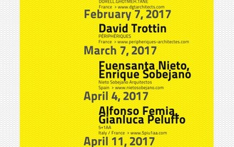 Get Lectured: Kent State University Florence, Spring '17