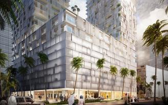 WAA to design the Bahrain Bay Tower in Manama, Bahrain