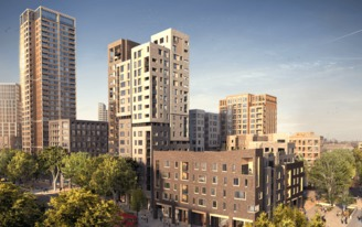 Redeveloped with the promise of new social housing, the Heygate Estate's units have been entirely sold off to foreign investors