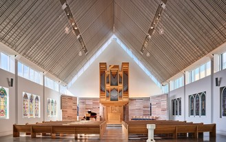BNIM restores Kansas Citys century-old Westport Presbyterian Church