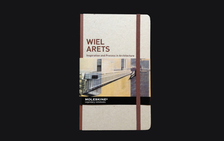 Wiel Arets Moleskine book presentation at AEDES in Berlin on December 14th