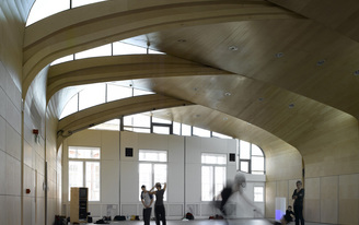 2013 ELEANORE PETTERSEN LECTURE: ARCHITECT SARAH WIGGLESWORTH