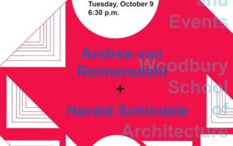 Andrea van Reimersdahl and Harald Schindele Lecture