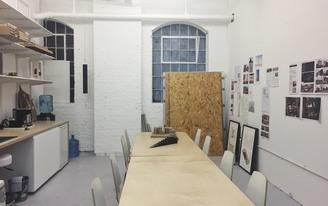 Studio Visit : Delvendahl Martin Architects