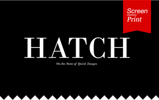 Screen/Print #46: 'Quick Images' Complicate Architectural Discourse in 'Hatch' from Penn Design