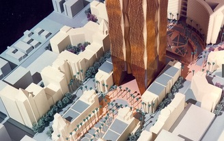 """A Trump Tower in L.A.? Thankfully, that was only part of """"Never Built Los Angeles"""""""