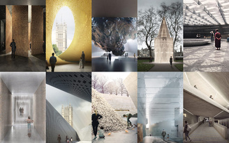 Shortlisted concepts for UK Holocaust Memorial revealed