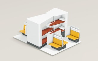 Rearrangeable airplane interiors? They may actually be on the horizon