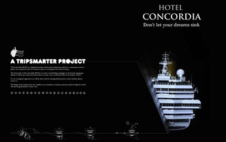 Honorable mention at New Concordia Island competition