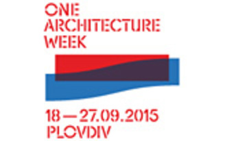 ONE ARCHITECTURE WEEK