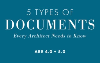 CDS/PDD: 5 Types Of Documents Every Architect Needs To Know