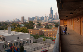 Photographing the demolition and transformation of Chicagos public housing
