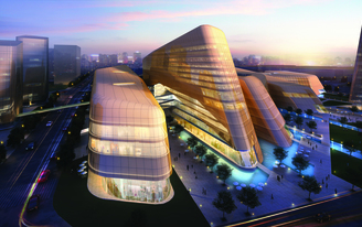 Fifteen Aedas' Projects Crowned Asia Pacific Property Awards 2013