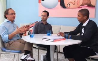 Alex Gorlin on ARTST TLK with Pharrell Williams