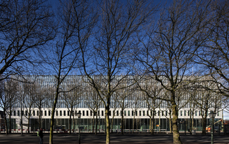 KAAN Architecten signs the Supreme Court of the Netherlands