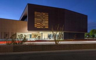 "Studio Ma's ""masterful texture"" wins AIA Arizona's ""Firm of the Year"" Award"