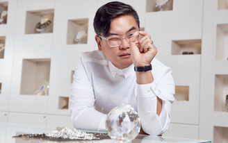 Jimenez Lai named as one of the 2017 Swarovski Designers of the Future Award