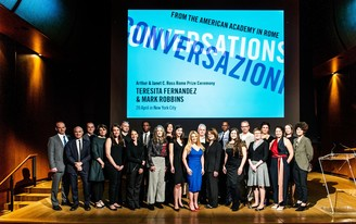 American Academy in Rome announces 2017-2018 Rome Prize Fellows