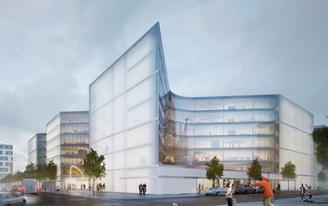 HENN wins 1st prize for Zalando´s Headquarters in Berlin