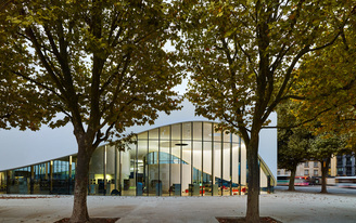Media library [Third-Place] in Thionville