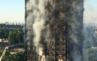 Grenfell Tower Fire: Up to 30K Other Buildings Clad in the Same Material Likely Responsible for the Fire