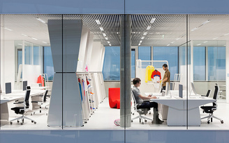 "Ten Top Images on Archinects ""Working Spaces"" Pinterest Board"