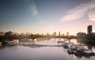 Controversial plan for garden bridge in London is finally scrapped