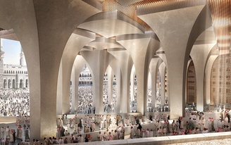 Foster + Partners to Build a New Luxury Hotel and Apartment Complex in Makkah