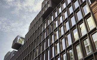 "ODAs new condo building 15 Renwick Street ""combats cold modernism"""