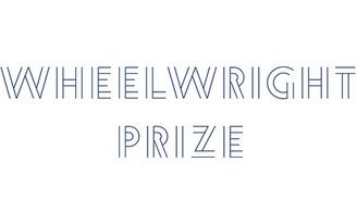 2016 Wheelwright Prize
