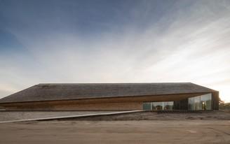 Peek inside the new Dorte Mandrup-designed Wadden Sea Centre