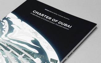 Book Release 'Charter of Dubai – A Manifesto of Critical Urban Transformation' by SMAQ