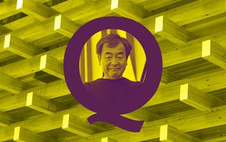 The Proust Questionnaire: Kengo Kuma