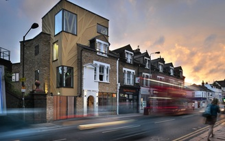 Project Design of the Year - Tara Theatre by Aedas Arts Team