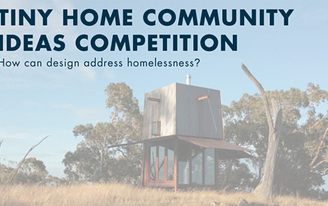 Tiny Home Community Ideas Competition