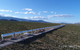 Hyperloop One plan would take travelers from NYC to D.C. in 20 minutes