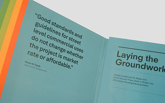 Affordable Housing and the Public Realm: Designing for Quality Retail and Community Use
