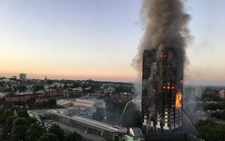 34 buildings in London evacuated after failing fire tests in light of Grenfell Tower tragedy