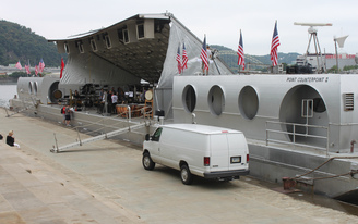 After Yo-Yo Mas plea, Point Counterpoint II, Louis Kahn floating concert hall, may be saved after all