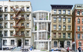 Kwong Von Glinow Design Office Wins New York Affordable Housing Challenge