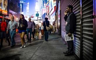 ON THE STREET: Conversation