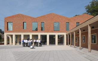 Fitzjames Teaching and Learning Centre, Hazlegrove School