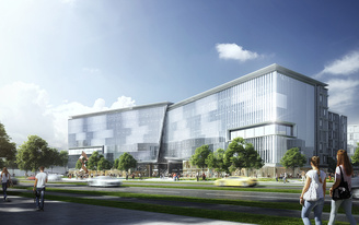 10 DESIGN to develop 55,000m2 Jinwan Aviation Research + Development Center in China