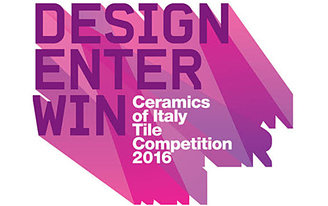 2016 Ceramics of Italy Tile Competition (DEADLINE EXTENDED)