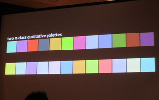 """Live Blog - Robert Simmon, """"Subtleties of Color"""" at Bocoup's OpenVis Conf"""