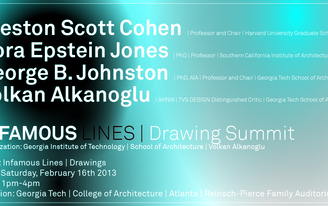 Infamous Lines Drawing Summit